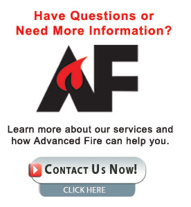 Contact Advanced Fire today to learn more about clean agent fire suppression systems.